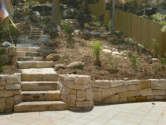 Sydney Northern Beaches Landscape Design Gallery Pettet Landscapes